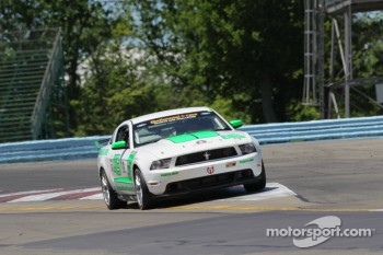 #49  Roush Performance Mustang Boss 302R: Roly Falgueras, Lyonel Kent