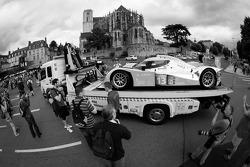 #13 Rebellion Racing Lola B 10/60 Coupe-Toyota