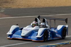 Le Mans racing school car