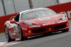 Ferrari of San Francisco Ferrari 458 Challenge: Paddins Dowling