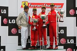 Ferrari of Ft. Lauderdale Ferrari F430 Challenge: Guy Leclerc, Ferrari of Ontario Ferrari F430 Challenge: Damon Ockey, Ferrari of Silicon Valley Ferrari F430 Challenge: Chris Ruud
