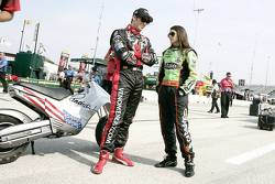 Marco Andretti, Danica Patrick, Andretti Autosport