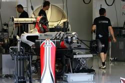 Hispania Racing F1 Team, HRT