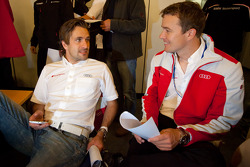 Markus Winkelhock and Marcel Fässler