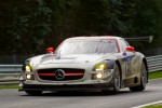 #32 Heico Motorsport Mercedes-Benz SLS AMG GT3: Lance David Arnold, Alexandros Margaritis, Christopher Brck, Christiaan Frankenhout