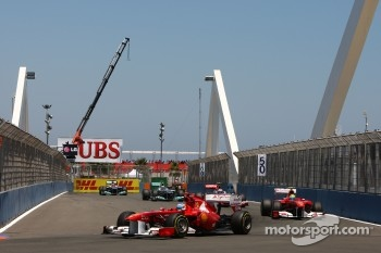 Only one race in Spain next season