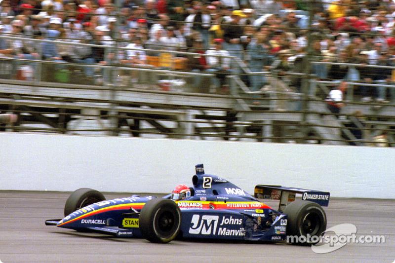 Greg Ray exits turn 1
