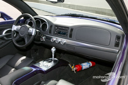 Chevy SSR interior
