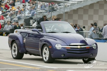 2003 Official pace car