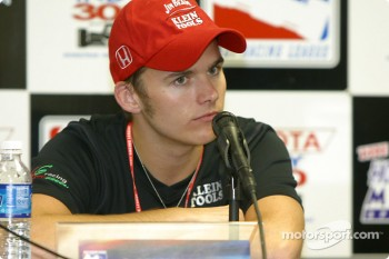 Press conference: Dan Wheldon