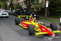 Indianapolis 500 - Washington D.C. visit