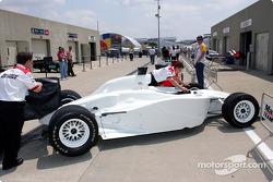The #66 Marlboro Team Penske G Force/Toyota