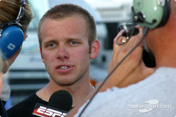 Ed Carpenter out of the race