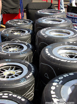 Firestone Firehawk tires ready