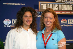 Mo Nunn press conference: Rossella Manfrinato, Kathryn Nunn and Wendy Mathis