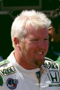 Paul Tracy at Nazareth