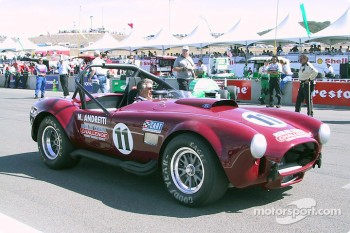 Shelby Cobra Challenge: Mario Andretti