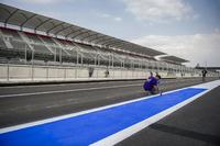 Formula 1 Foto - Preparazione dell'autodromo Hermanos Rodríguez pera il GP del Messico
