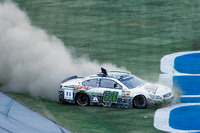 NASCAR Sprint Cup Fotos - Alex Bowman, Hendrick Motorsports Chevrolet gira