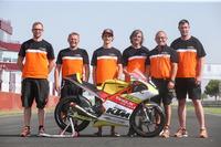 Moto3 Foto - Karel Hanika, Team Freudenberg