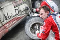 WRC Foto - Stéphane Lefebvre, Gilles de Turckheim, Citroën DS3 WRC, Abu Dhabi Total World Rally Team