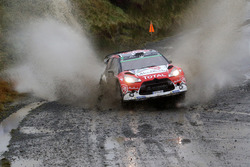 Kris Meeke, Paul Nagle, Citroën DS3 WRC, Abu Dhabi Total World Rally Team