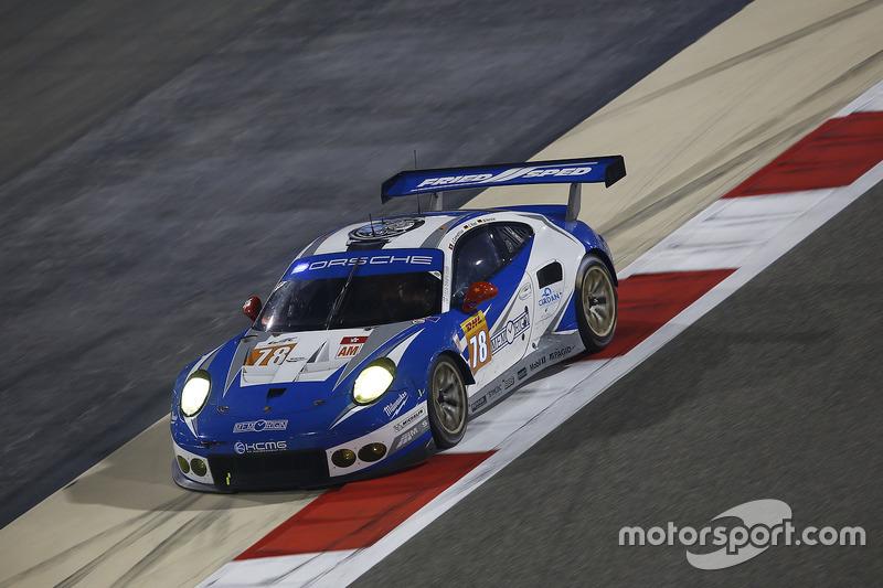 2. LMGTE-Am: #78 KCMG, Porsche 911 RSR: Christian Ried, Wolf Henzler, Joël Camathias