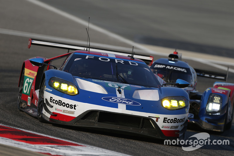 4. LMGTE-Pro: #67 Ford Chip Ganassi Racing Team UK, Ford GT: Andy Priaulx, Harry Tincknell