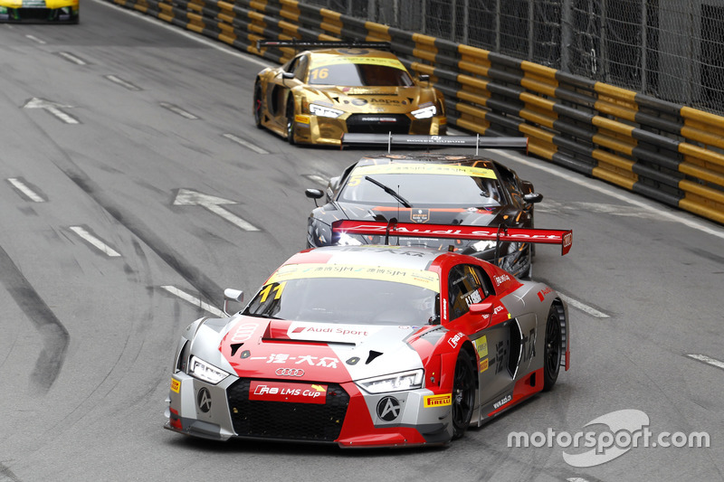 11. Cong Fu Cheng, Absolute Racing, Audi R8 LMS