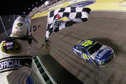 Sieg und Titel für Jimmie Johnson, Hendrick Motorsports, Chevrolet