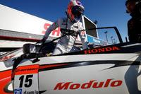Algemeen Foto's - Jenson Button, Honda NSX Concept-GT