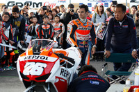 Geral Fotos - Dani Pedrosa and the Dream Cup CBR250