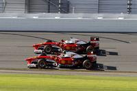 Ferrari Fotoğraflar - Kimi Raikkonen, Ferrari F60 ve Sebastian Vettel, Ferrari F60