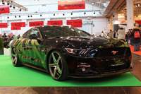 Automotive Photos - Ford Mustang