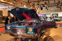 Automotive Photos - Tuning vintage car