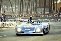 Le Mans Foto's - Jean-Pierre Beltoise, Jean-Pierre Jarier, Matra-Simca MS680
