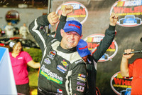 NASCAR Fotos - Ganador, Burt Myers