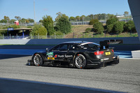 DTM Photos - Loic Duval, Audi RS 5 DTM Test Car
