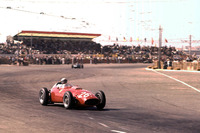 F1 图片 - Phil Hill, Ferrari Dino 246