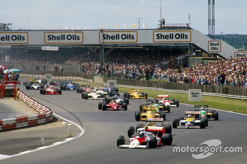 2. GP da Grã-Bretanha 1987
