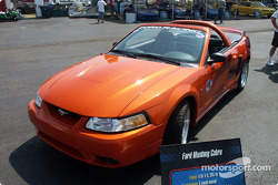 Ford Mustang Cobra pace car