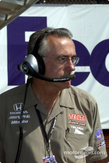Fernandez Racing co-team owner Tom Anderson