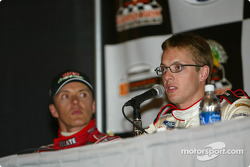 Press conference: pole winner Sébastien Bourdais