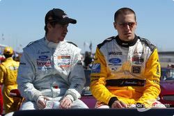 Tiago Monteiro and Joel Camathias