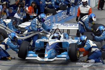Pitstop for Paul Tracy
