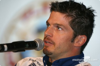 Team Player's press conference on Monday: Patrick Carpentier