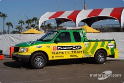 Latest generation Safety Team truck