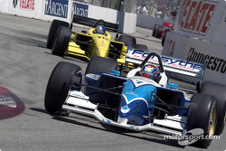 Pace lap: Patrick Carpentier