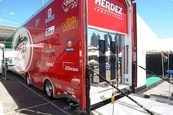 The Herdez hauler