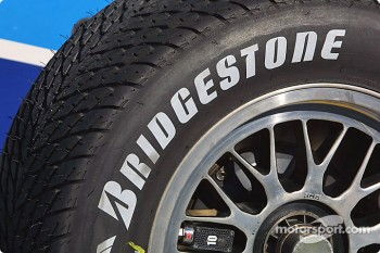 Bridgestone rain tire
